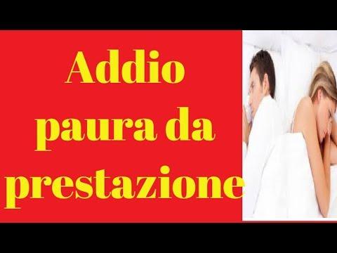 meditazione guidata per disfunzione erettile e ansia da prestazione