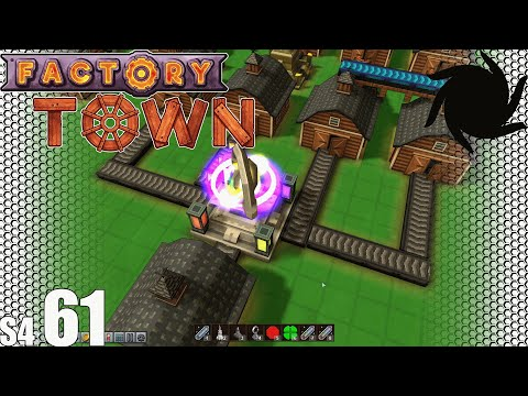 Factory Town - S04E61 - Mana Crystal Redesign Part 1