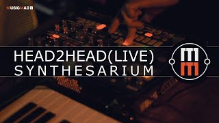 Head2head - Synthesarium (live)