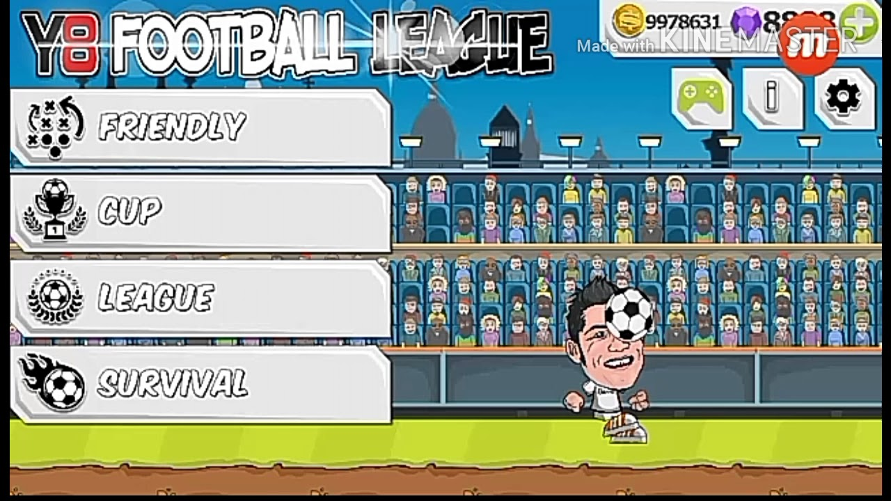 Y8 Football Legends Hack Apk Mod