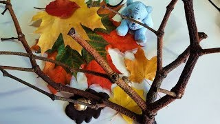 Осенние идеи. Поделки своими руками. Что вы хотите??? ;)