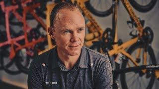 Exclusive: Chris Froome's first interview since horror crash
