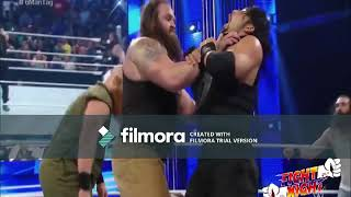 Watch WWE Roman Reigns  Vs  Braun Strowman  Fight Night Super Full HD Video