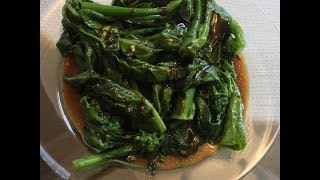 Recipe For Chinese Broccoli With Oyster Sauce