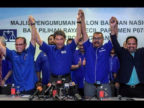 Former senior cop Ramli Mohd Noor is BN's Cameron candidate