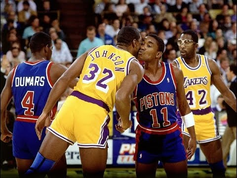 1988 NBA Champions - LA Lakers - Back to Back