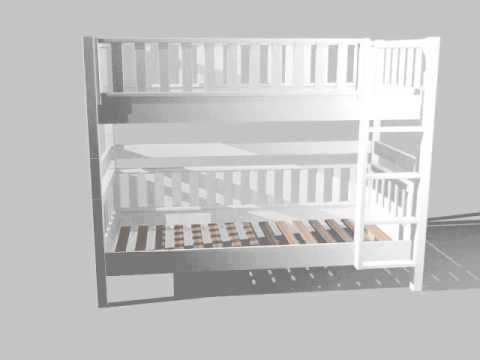 Hochbett Etagenbett Julien : Dannenfelser kindermöbel gmbh roomstar etagenbett weiss gerade