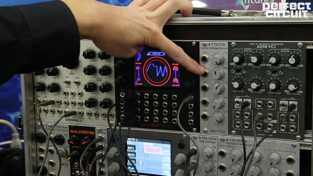 waverazor module