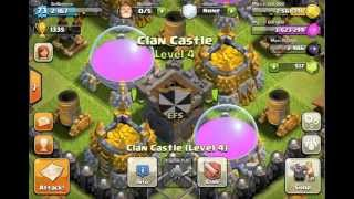 Clash of Clans - The Good, The Bad and The Ugly (how to/not raid)