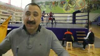 финал XV турнира по боксу Н Д Хромова