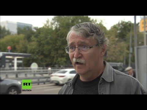 Мнение немцев и россиян о протестах в Москве