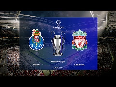 Porto vs Liverpool (2nd Leg) Champions League 17 April 2019 Gameplay