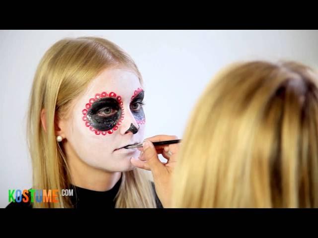 Halloween Schminken Fur Kinder Die Besten Make Up Ideen Fur Die
