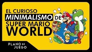 El Curioso Minimalismo de Super Mario World (RETROSPECTIVA)   PLANO DE JUEGO