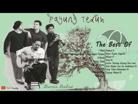 Payung Teduh The Best Of FULL ALBUM - 1 Jam Bersama PAYUNG TEDUH