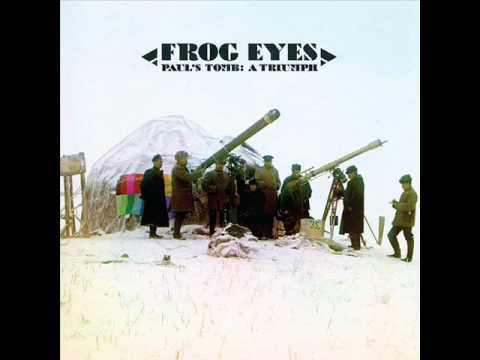 Frog Eyes - A Flower In A Glove