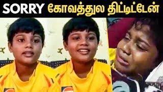 CSK Fan : அம்பயர திட்டினதுக்கு Sorry | Dhoni Run Out | CSK vs MI , IPL 2019 Final