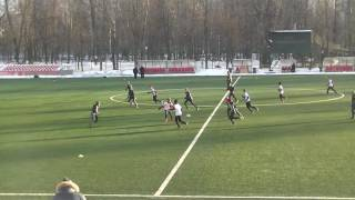 Локо 2(2005) - Спартак 2 (2-й состав 1-й тайм)