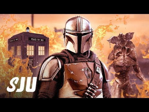 Disney Wins Big With The Mandalorian | SJU