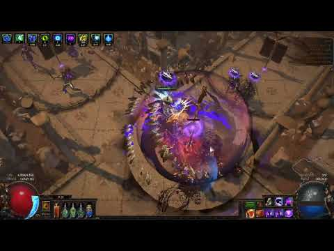 3.10 Essence Drain AW8 Single Target Conquerors