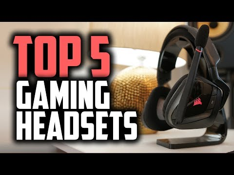 Best Gaming Headsets in 2019   Top 5 Wired & Wireless Options