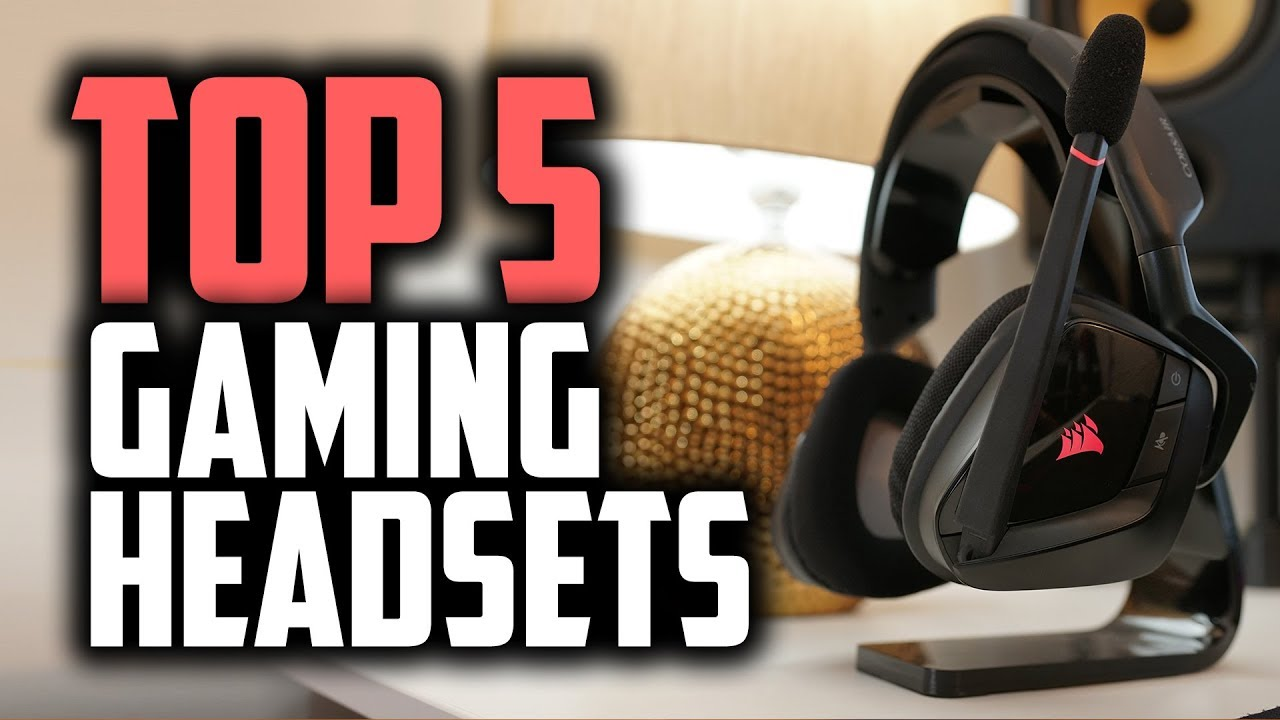Best Gaming Headsets in 2019 | Top 5 Wired & Wireless Options