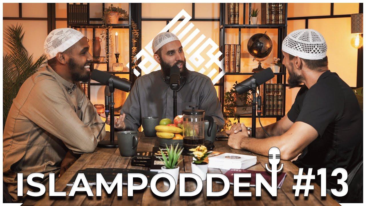 Islampodden - Specialavsnitt #13 Abdullah Sueidi: Design av en slump? Ateismen besvaras.