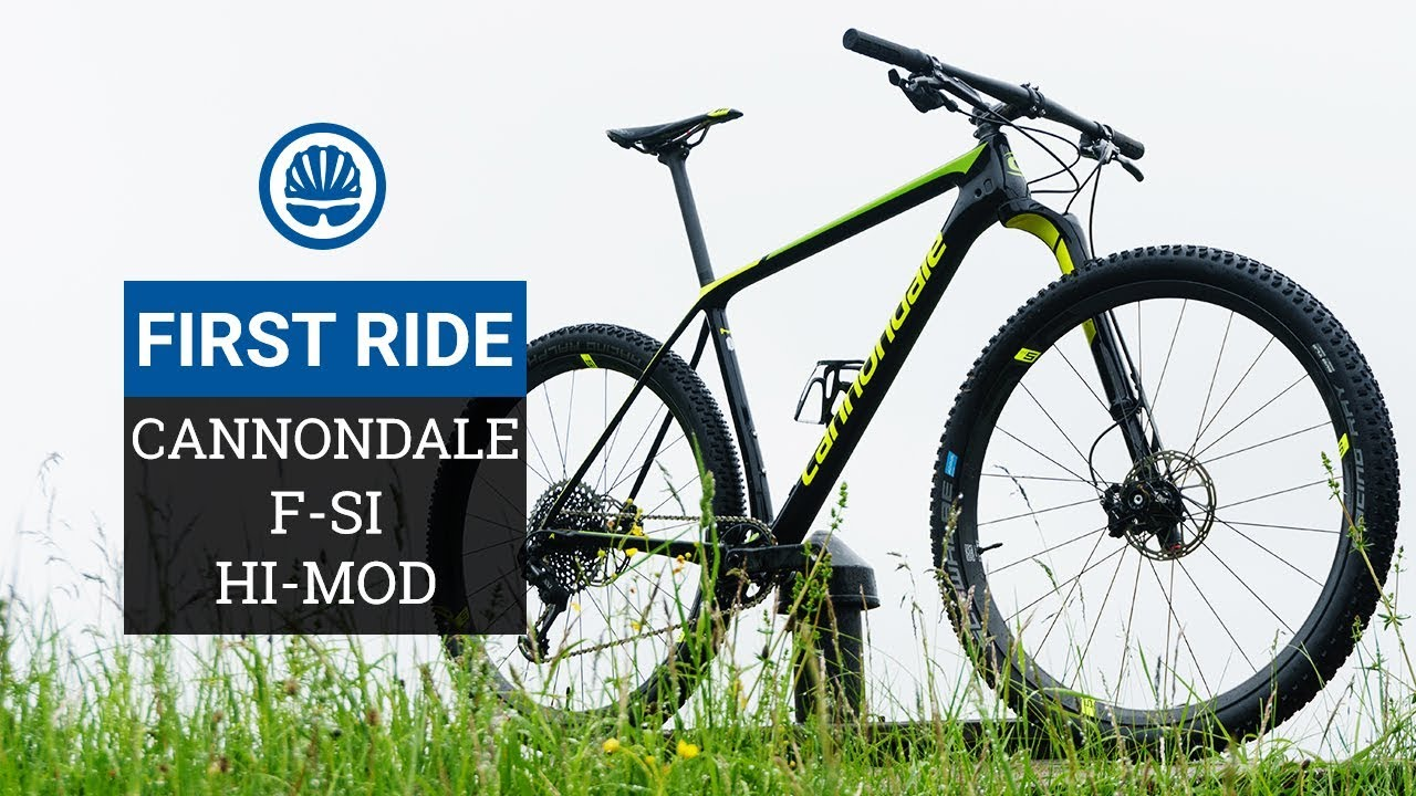 b8f188275a5 Cannondale F-Si First Ride Review - Striking New Lefty & Redesigned Frameset