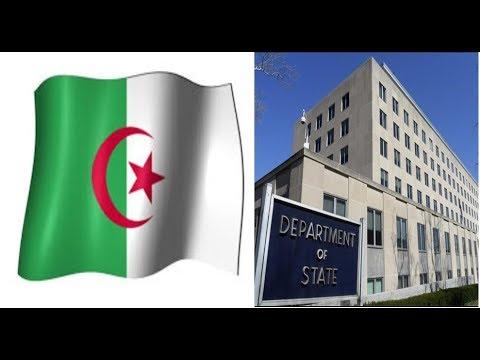 تقرير أمريكي يكشف الوضع الرديء لحقوق الإنسان في الجزائر