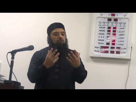A Fundamental Difference Between Islamic Law and Western Law Part 1