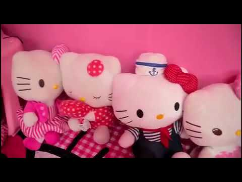 video Lagu  kakak hello kitty malaysia & koleksi hello kitty