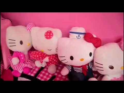 Video Lagu  Kakak Hello Kitty Malaysia & Koleksi Hello Kitty