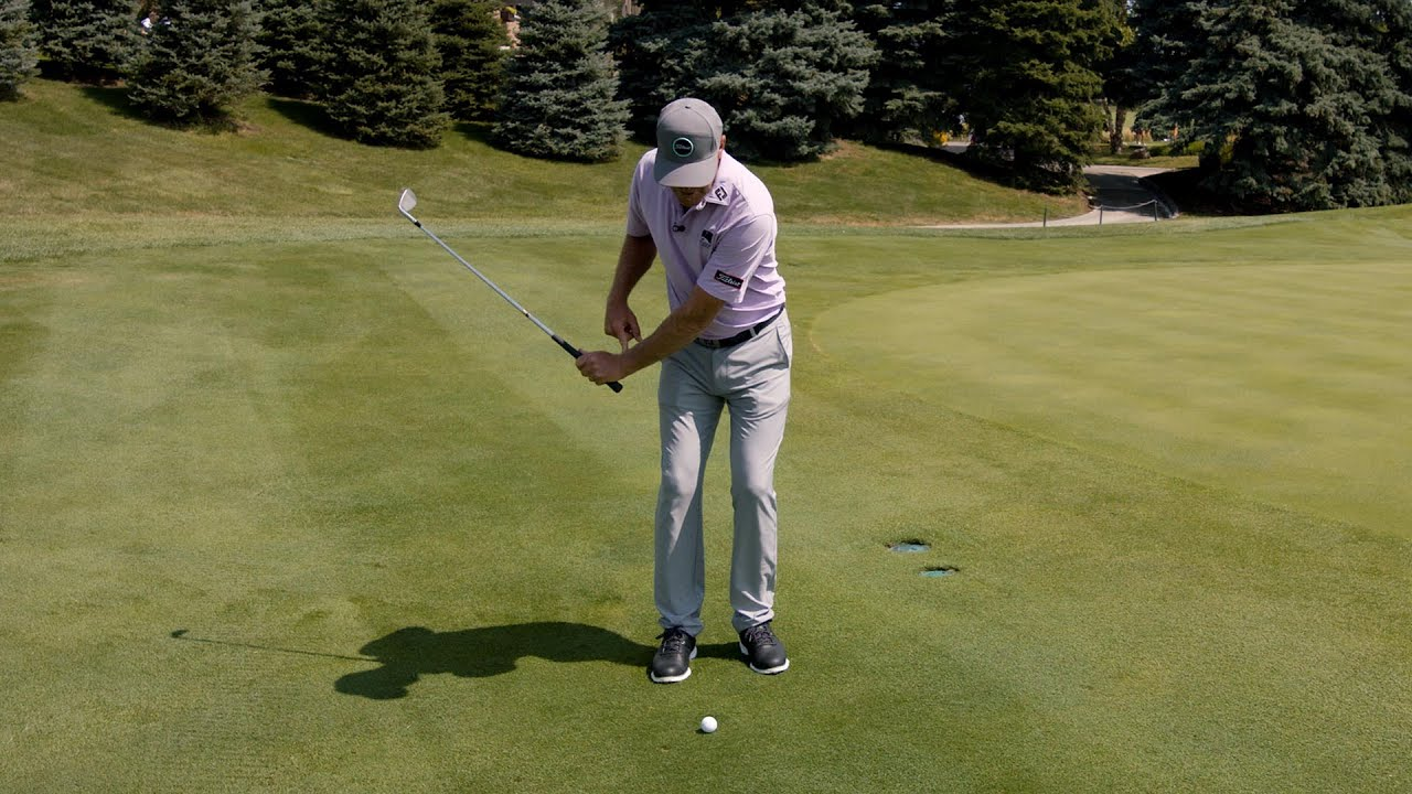 Titleist Tips: Adjust Your Setup to Alter Finesse Shot Trajectory