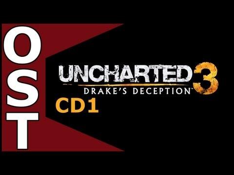 Uncharted 3: Drake&39;s Deception OST ♬  Complete Original Soundtrack 💿1