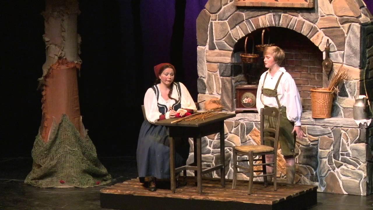 CSU Opera: Hansel & Gretel by Engelbert Humperdinck 11-6 ...