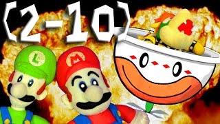 Mario & Luigi! Stache Bros - Episode 2-10 - Bravo Bowser