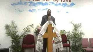 Apostle Julian Johnson, Standing on a Promise pt.1 Introduction,,