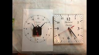 Ceas pentru atelier