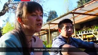 """Convenio """"Vive tus Parques"""" de INJUV y Sendero de Chile 2016"""