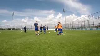 Атмосфера матча СКА-Хабаровск - КАМАЗ
