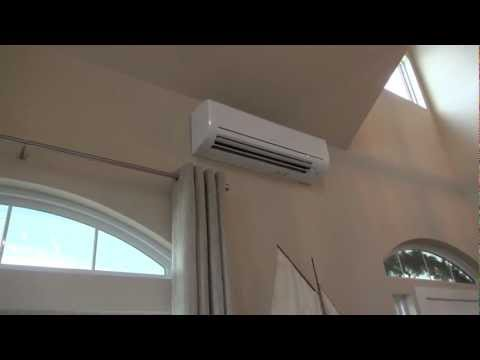 Mitsubishi Mr. Slim Single Room Wall-mounted AC Heat Pump