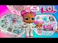 LOL Surprise Winter Disco #OOTD Outfit Of The Day Doll Unboxing! 25+ Surprises! - LOL Doll Video