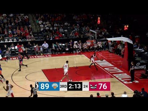Luke Kornet (18 points) Game Highlights vs. Windy City Bulls
