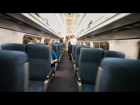 Sneaking On To Amtrak Trains in NYC