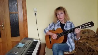 САМА СЕБЕ ПИШУ СТИХИ Авторская песня Автор и исполнитель Nataly EST(Н.Ю.Столярова)