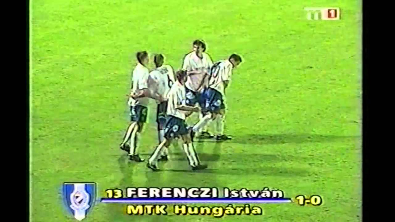 MTK-Vasas | 1-0 | 2001. 10. 13 | MLSZ TV Archív