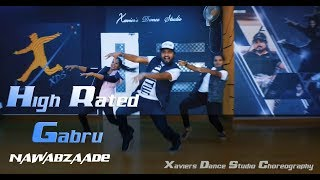 High Rated Gabru | Guru Randhawa | Xaviers Dance Studio Choreography | 2018 | Dance Cover