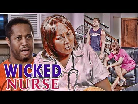 WICKED NURSE 1 (PATIENCE OZOKWOR) - NIGERIAN NOLLYWOOD MOVIES