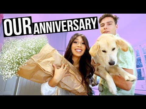 Download Youtube: OUR ONE YEAR ANNIVERSARY! | MYLIFEASEVA VLOGMAS DAY 1 2017