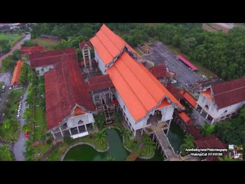 DJI Phantom 3 Standard - Largest Museum in Malaysia